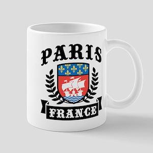 Paris France Mug