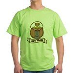 Hey Man Green T-Shirt