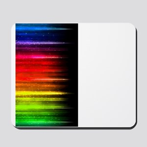 Color Stripes Mousepad