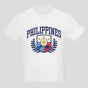 Philippines Kids Light T-Shirt