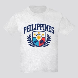 Philippines Kids Light T-Shirt