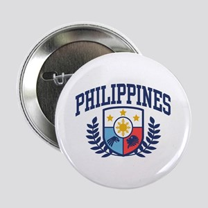 "Philippines 2.25"" Button"