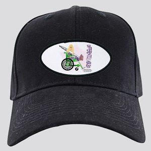 Marijuana Munchkins Differently Abled Black Cap
