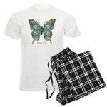 Abundance Butterfly Men's Light Pajamas