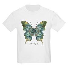 Abundance Butterfly Kids Light T-Shirt