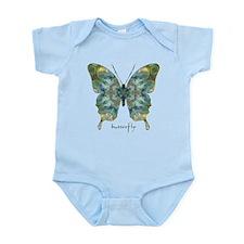 Abundance Butterfly Infant Bodysuit
