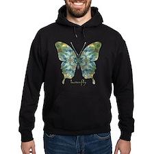 Abundance Butterfly Hoodie (dark)