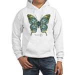 Abundance Butterfly Hooded Sweatshirt
