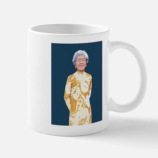 Hawayo Takata, Mug