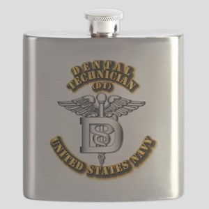 Navy - Rate - DT Flask