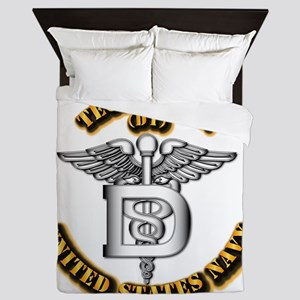 Navy - Rate - DT Queen Duvet