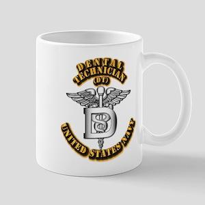 Navy - Rate - DT Mug