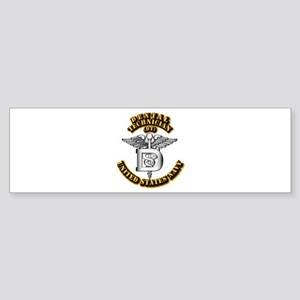 Navy - Rate - DT Sticker (Bumper)