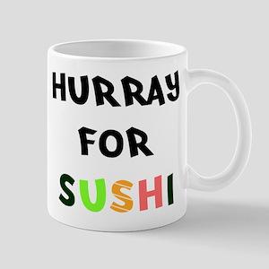 Hurray for Sushi Mug