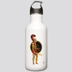GREEK WARRIOR Stainless Water Bottle 1.0L