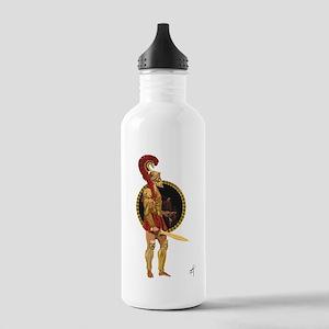 GREEK WARRIOR Stainless Water Bottle 1.0L