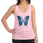 Zephyr Butterfly Racerback Tank Top