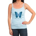 Zephyr Butterfly Jr. Spaghetti Tank
