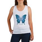 Zephyr Butterfly Women's Tank Top