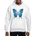 Zephyr Butterfly Hooded Sweatshirt