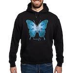 Zephyr Butterfly Hoodie (dark)