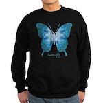 Zephyr Butterfly Sweatshirt (dark)