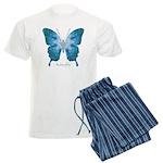 Zephyr Butterfly Men's Light Pajamas