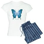 Zephyr Butterfly Women's Light Pajamas