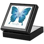 Zephyr Butterfly Keepsake Box