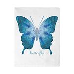 Zephyr Butterfly Twin Duvet