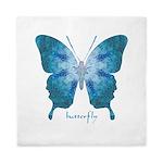Zephyr Butterfly Queen Duvet