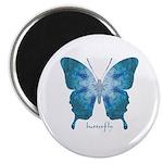 Zephyr Butterfly Magnet