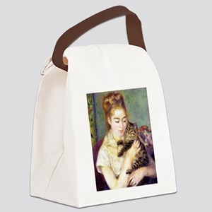 renoir Canvas Lunch Bag