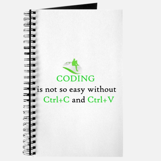 Coding is not easy Journal