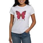 Affection Butterfly Women's T-Shirt