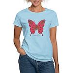 Affection Butterfly Women's Light T-Shirt