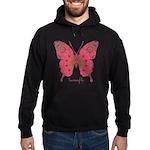 Affection Butterfly Hoodie (dark)