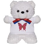 Affection Butterfly Teddy Bear