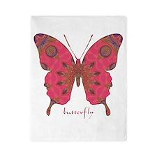 Affection Butterfly Twin Duvet