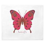Affection Butterfly King Duvet