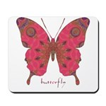 Affection Butterfly Mousepad