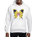 Omm Butterfly Hooded Sweatshirt