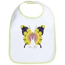 Omm Butterfly Bib