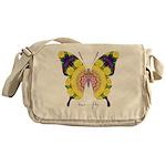 Omm Butterfly Messenger Bag