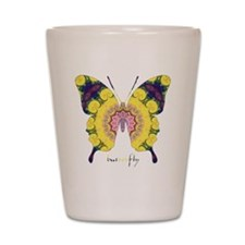 Omm Butterfly Shot Glass