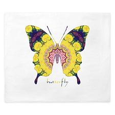 Omm Butterfly King Duvet