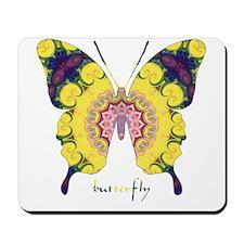 Omm Butterfly Mousepad
