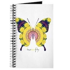 Omm Butterfly Journal