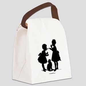 Tasting Canvas Lunch Bag