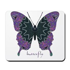 Attitude Butterfly Mousepad